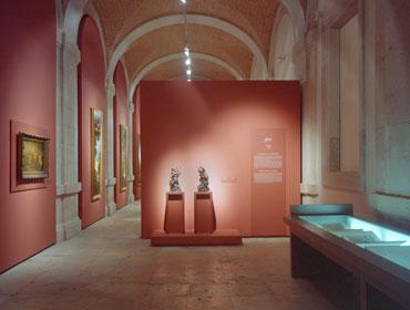 Las Cortes del Barroco · De Bernini y Velázquez a Luca Giordano · Palacios Reales de Madrid y Aranjuez