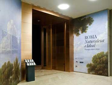 Roma Naturaleza e Ideal · Museo Nacional del Prado
