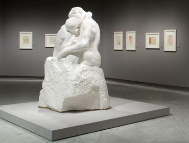 Rodin · El cuerpo desnudo · Fundación Mapfre