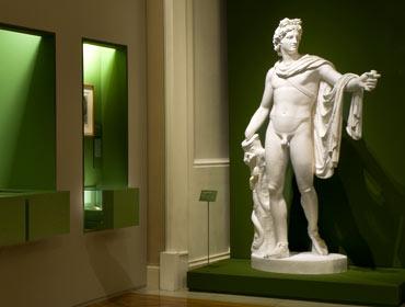 Corona y arqueología · Palacio Real de Madrid