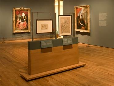El joven Van Dyck · Museo Nacional del Prado