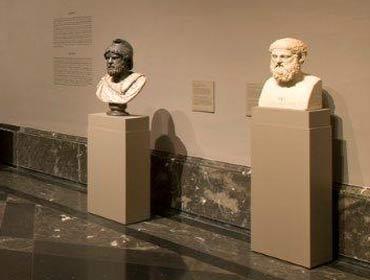 Mengs y Azara · Museo Nacional del Prado