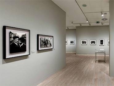 Josef Koudelka · Fundación Mapfre · Madrid
