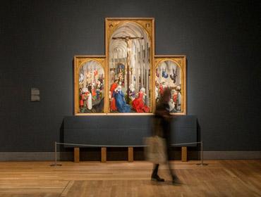 Rogier Van der Weyden · Museo Nacional del Prado · Madrid