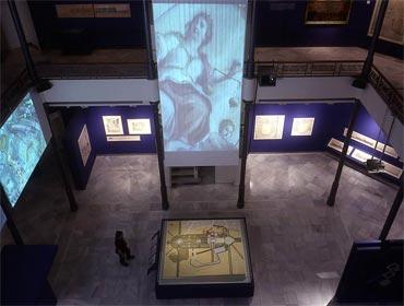Arte en la corte de Felipe V · Palacio Real de Madrid · Museo Nacional del Prado · Casa de las Alhajas