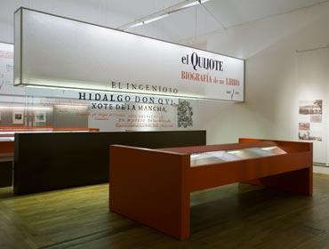 El Quijote, biografía de un libro · Biblioteca Nacional