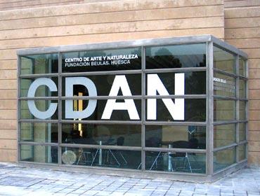 CDAN · Centro de Arte y Naturaleza · Huesca