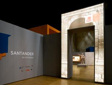 Santander en el tiempo · Palacio de Congresos y Exposiciones de Santander