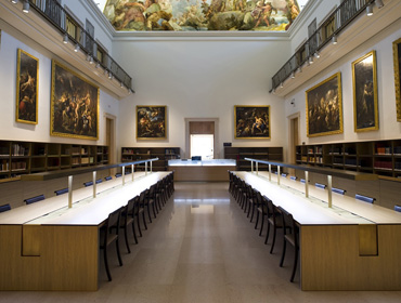 Casón del Buen Retiro · Biblioteca · Museo Nacional del Prado