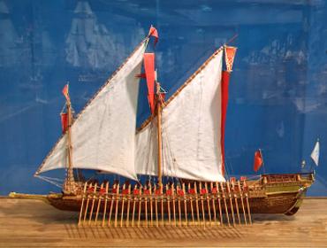 Museo del Modelismo Naval Julio Castelo · Fundación Mapfre