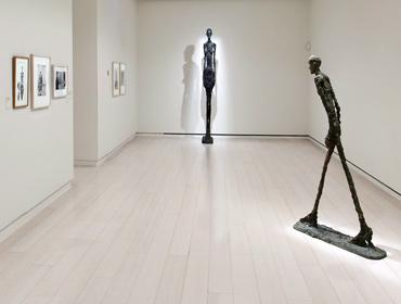 Giacometti · Fundación Mapfre