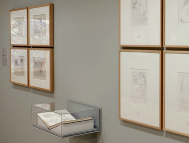 Picasso en el taller · Fundación Mapfre
