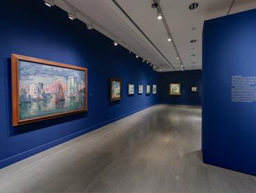 El triunfo del color · De Van Gogh a Matisse · Fundación Mapfre · Madrid
