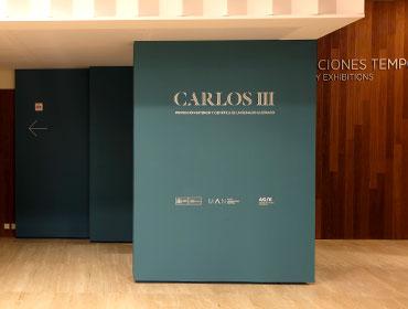 Carlos III · Museo Arqueológico Nacional · Madrid