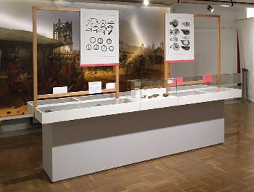 Schulten y El descubrimiento de Nvmantia · Museo Numantino · Soria