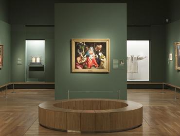 Lorenzo Lotto · Retratos · Museo Nacional del Prado