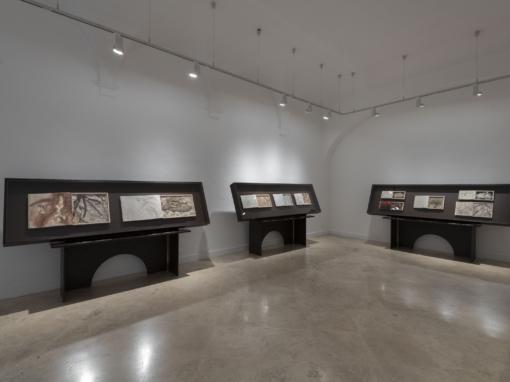 Miguel Ángel Blanco. Lapis Specularis. La luz bajo la tierra · Real Academia de España en Roma